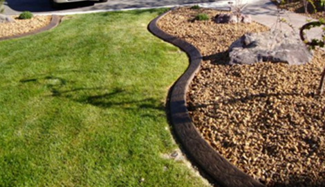 Concrete Borders | C & C Curbing | Riverton, UT | (801) 368-6130